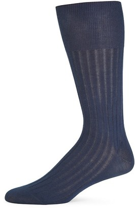Marcoliani Milano 3-Pack Essence Of Cotton Cotton-Blend Dress Socks