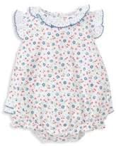 Kissy Kissy Baby's Petite Cerise Print Bubble Bodysuit