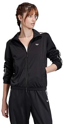 adidas FAEKT Track Top (Black) Women's Clothing