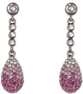 Nina Jewelry Swarovski Teardrop Drop Earrings