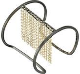 French Connection Chain Fringe I Cuff Bracelet Bracelet