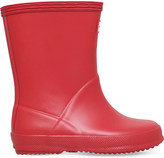 Hunter First Classic wellington boots 2-7 years