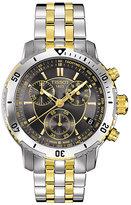 Tissot PRS200 men's stainless steel bracelet watch