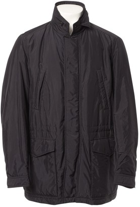 Tom Ford Black Polyester Jackets
