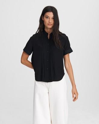 Rag & Bone Sarah silk blouse