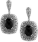 Effy Balissima by Onyx (6-4/5 ct. t.w.) Drop Earrings in Sterling Silver