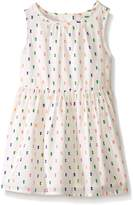 Crazy 8 Girls' Swiss Clip-dot Dress