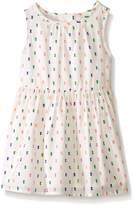 Crazy 8 Toddler Girls' Baby Swiss Clip-Dot Dress