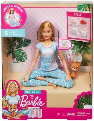 Mattel Breathe with Me Barbie(TM) Doll Playset