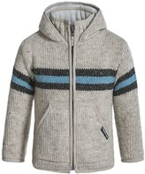 Laundromat Riley Hand-Knit Hooded Sweater - Wool (For Little Boys)