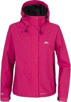 Trespass Womens/Ladies Miyake Hooded Waterproof Jacket (XL)