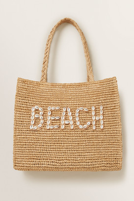 Seed Heritage Soft Straw Tote