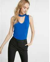 Express cut-out choker tank