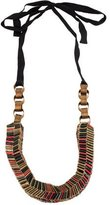 Marni Accordion Ribbon Necklace