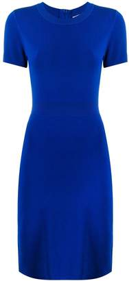 Michael Kors fitted midi dress
