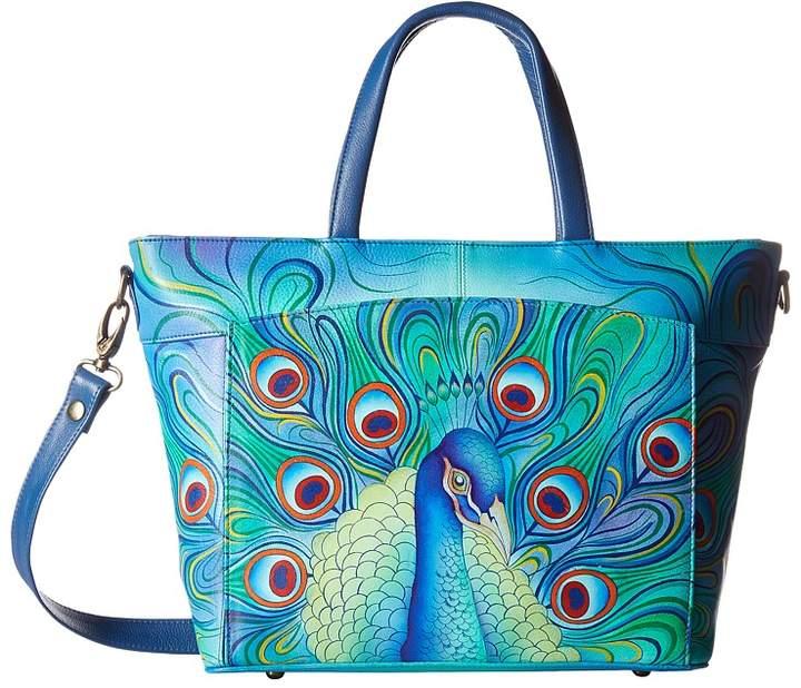 Anuschka Large Organizer Tote 635 Handbags