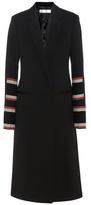 Victoria Beckham Heavy Wool Coat