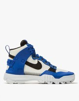 Nike SFB Jungle Dunk/Undercover in White/Black