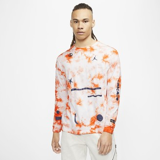 Nike Men's Long-Sleeve T-Shirt Cody Hudson: The Jordan Chicago Collaborators' Collection
