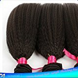"High Quanlity Indian Virgin Remy Human Hair Bundles Weave Deals Kinky Straight 3pcs/lot 300gram Natural Colour 26""28""28"" Grace Hair Products Weft Hair Extension"