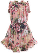 Zimmermann Kali Tropical Dress