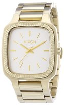 Nixon Women's Quartz Watch The Shelley A3621219-00 with Metal Strap