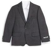 DKNY Boy's Jacquard Blazer