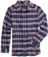 Neff Men's Chopper Yarn-Dyed Plaid Flannel Shirt