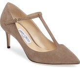 Jimmy Choo Daria T-Strap Pump (Women)