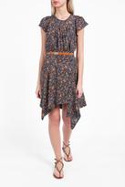 Isabel Marant Rachel Floral Midi Skirt