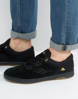 Emerica Westgate Trainers In Black