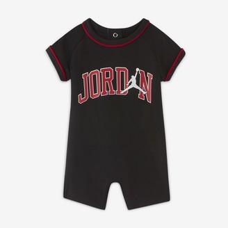 Nike Baby (0-9M) Mesh Romper Jordan