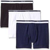 Nautica Men's 3-Pack Cotton Stretch Boxer Brief