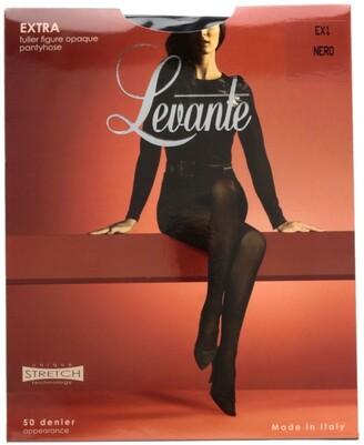 Levante Extra Fuller Figure Opaque Tights OPAEXPH