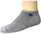 adidas Originals Prime Mesh No Show Sock 2-Pack Men's No Show Socks Shoes