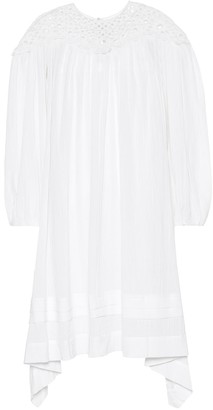 Etoile Isabel Marant Rita embroidered cotton dress