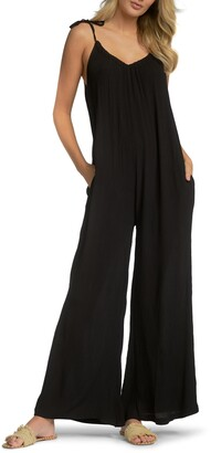 Elan International Cover-Up Jumpsuit