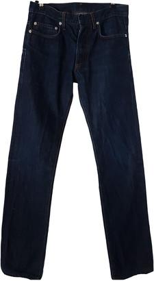 Christian Dior Blue Denim - Jeans Jeans