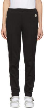 Moncler Black Logo Lounge Pants