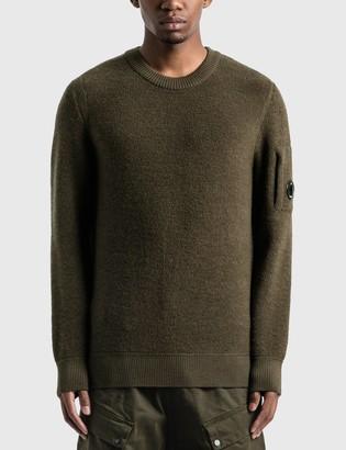 C.P. Company Merino Sponge Sweater