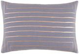 Surya Crescent Geometric Pillow