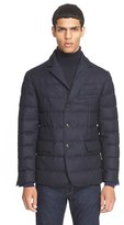 Moncler Men's 'Rodin' Quilted Down Sport Coat