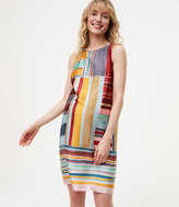LOFT Maternity Cabana Shift Dress