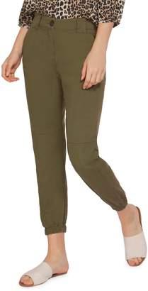 Dex Stretch-Cotton Jogger Pants