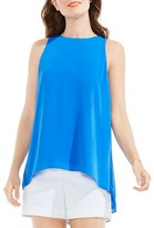 Vince Camuto Pleat Back Top