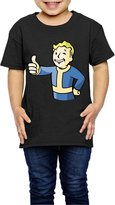 LDMH Kid's Fallout Tee Shirt For 2-6 Year