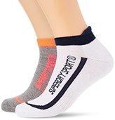 Superdry Men's Track Sock Triple Pack Sports Underwear