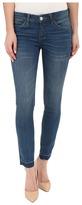Blank NYC Crop Skinny Jeans in Denim Blue
