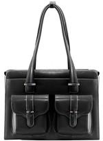 """McKlein Mckleinusa Alexis 14"""" Leather Ladies' Laptop Briefcase -"""