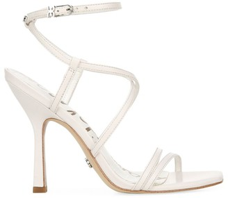 Sam Edelman Leeanne Ankle-Strap Leather Sandals